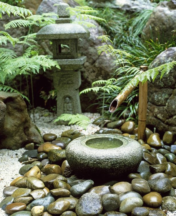 bamboo water feature 20