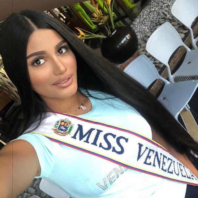Đối thủ trực tiếp của HHen Niê tại HHHV Thế Giới 2018: Sthefany Gutiérrez - tân HHHV Venezuela - Ảnh 11.