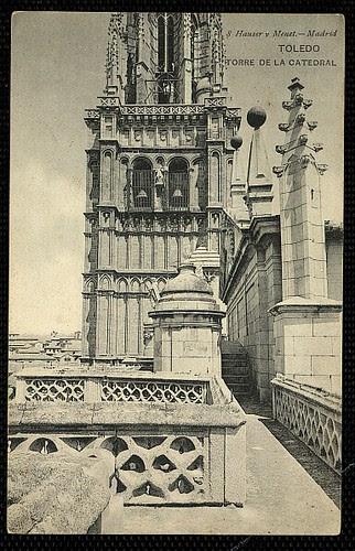 Catedral de Toledo (Foto Hauser y Menet)