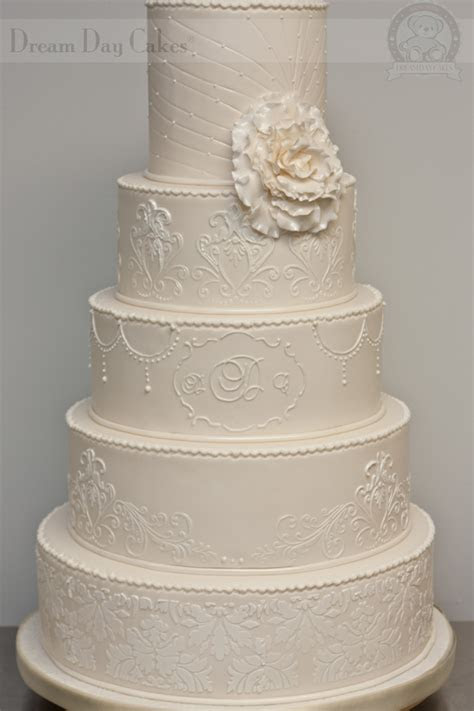 Wedding Cakes, Gainesville Florida   Bearkery Bakery