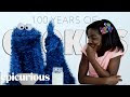 Kids Try 100 Years Of Cookies With Cookie Monster - Video