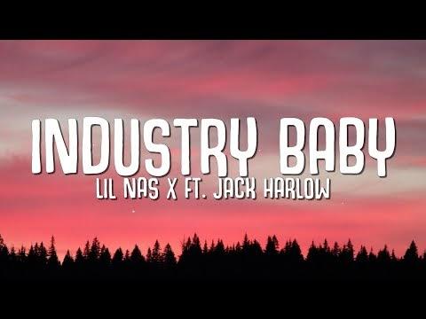 INDUSTRY BABY Lil Nas X & Jack Harlow Lyrics