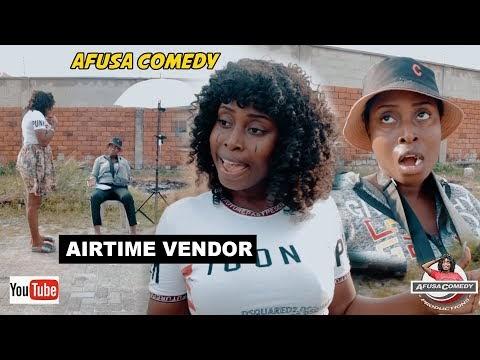 Comedy Video: Afusa Comedy – Airtime Vendor