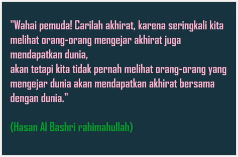 kumpulan kata kata bijak islami  motivasi hidup