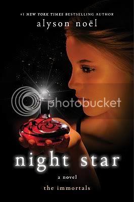 night star by alyson noël