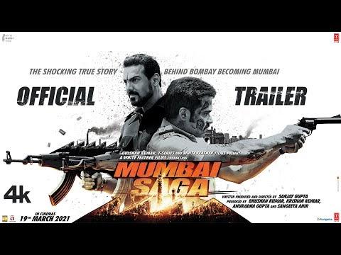 Mumbai Saga Hindi Movie Trailer