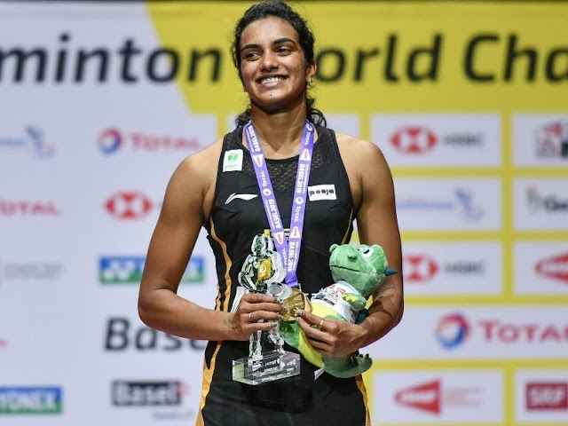 Golden Girl PV Sindhu - An Inspiration for Girls to Learn and Lead Life