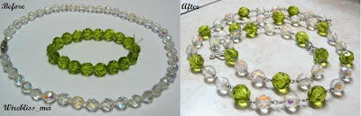 Crystal Bracelet & Necklace