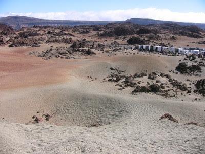 Location for ESA's Lunar Robotics Challenge