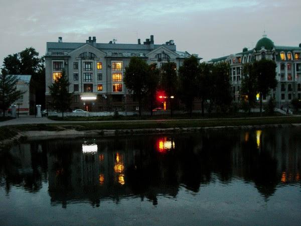 Черное озеро.Казань