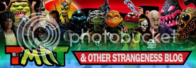 TMNT & OTHER STRANGENESS