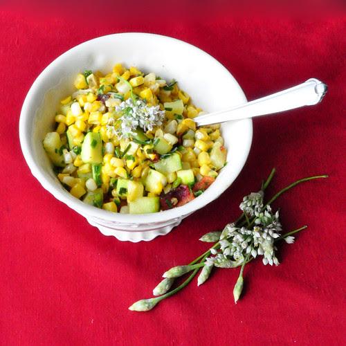 Stir Fried Corn