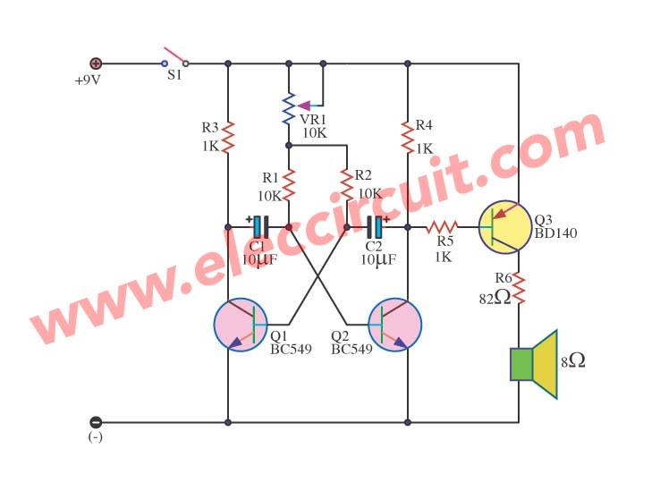 C945 Inverter Circuit - Circuit Diagram Images