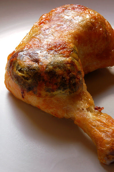 Rainbow Chard and Ricotta Stuffed Chicken