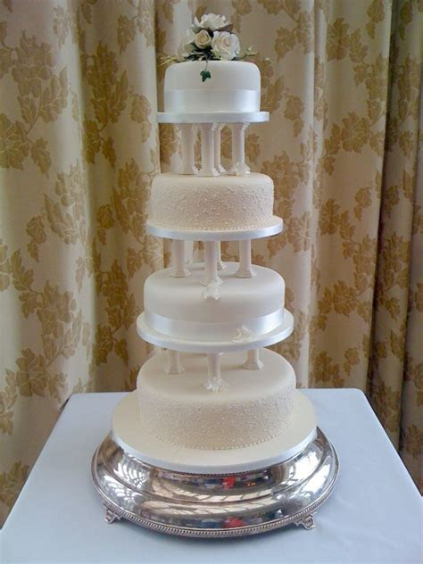 tier wedding cakes idea   bella wedding