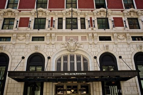 Blackstone Hotel : Chicago Wedding Venues