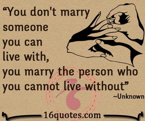 Quotes About Can T Live 563 Quotes