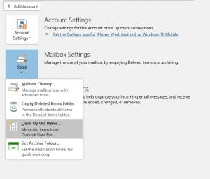 Fix Outlook Error PST File Has Reached Maximum Size Limit?