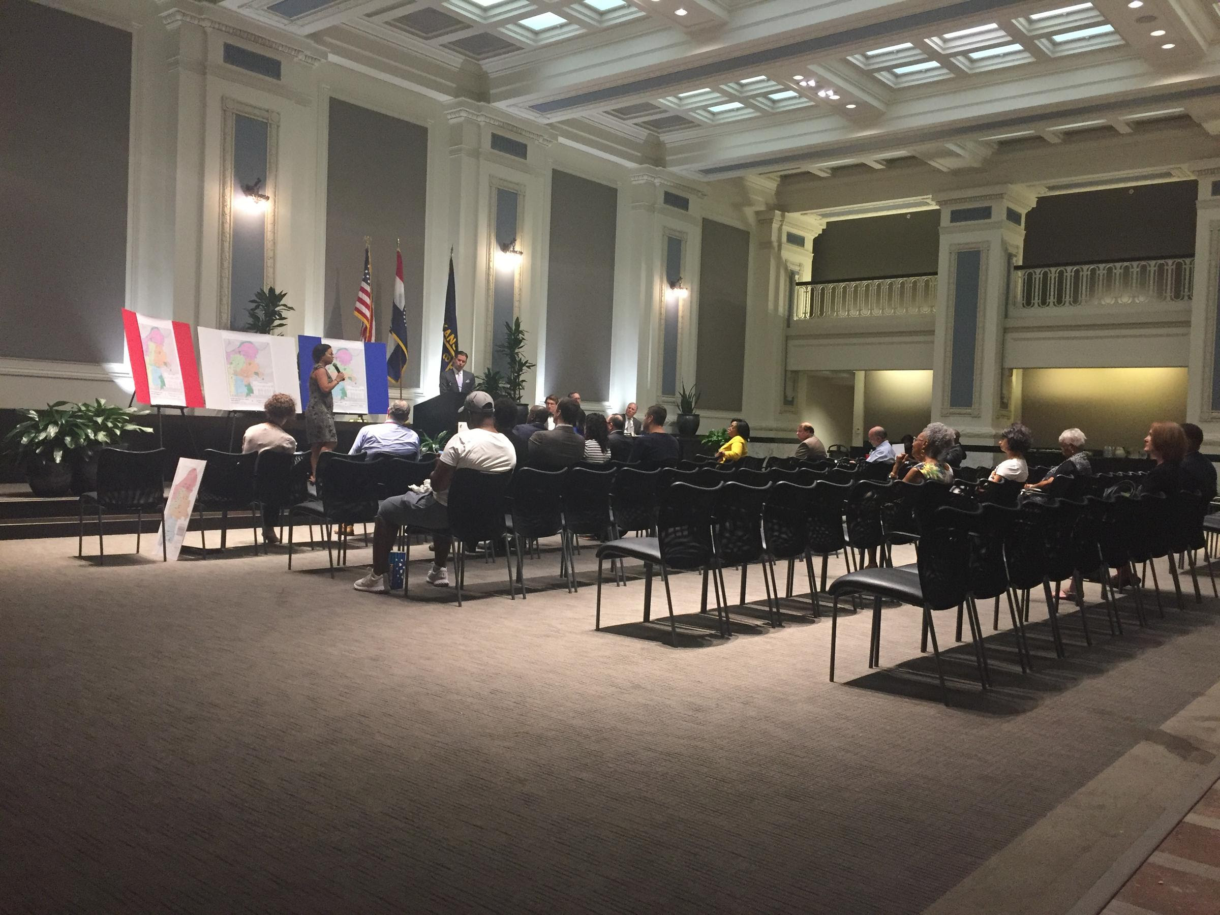 New Kansas City Public Schools Boundary Map Draws Criticism Kcur