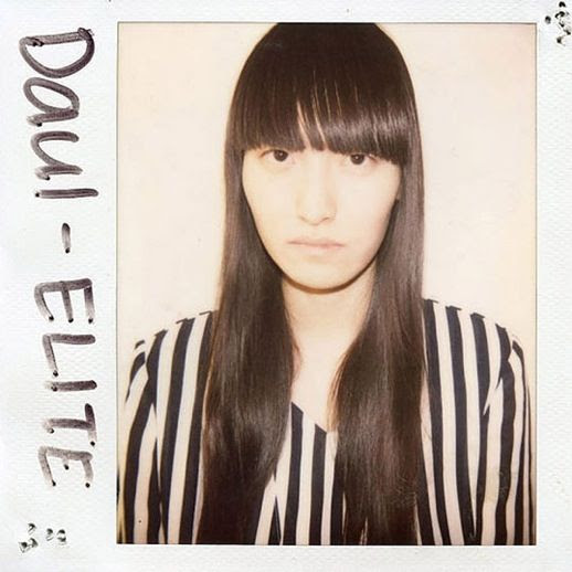 LE FASHION BLOG DOUGLAS PERRETT WILD THINGS BOOK MODEL CASTING PHOTOGRAPHS BEFORE DAUL KIM POLAROIDS 6