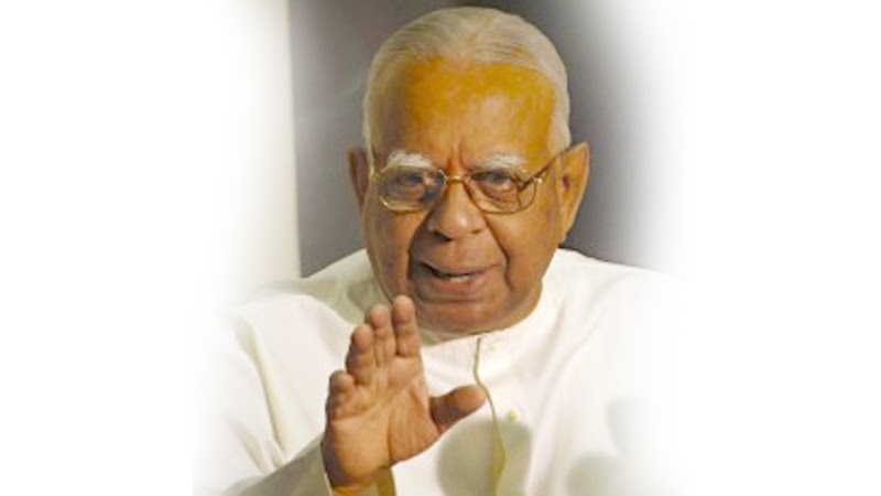 MR cannot subvert Constitution based on LG polls outcome - Sampanthan