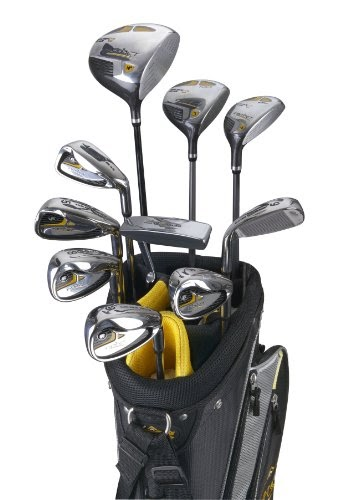 the golf club reviews golden bear men 39 s instinct 13 piece gss golf set left hand. Black Bedroom Furniture Sets. Home Design Ideas