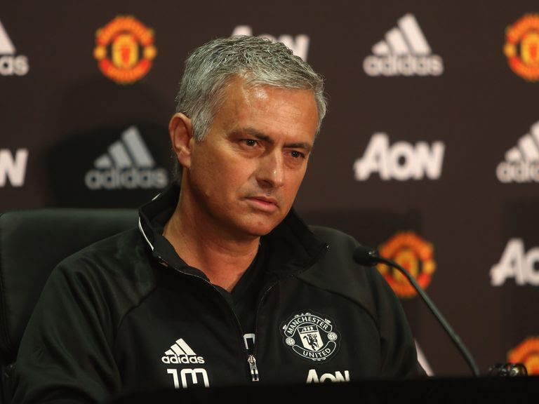 Image result for jose mourinho news
