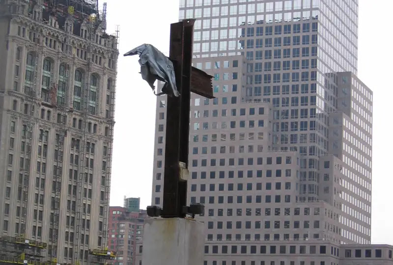 Cruz del World Trade Center. Foto: Samuel Li (CC-BY-2.0)
