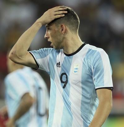 Calleri Portugal x Argentina (Foto: Reuters)