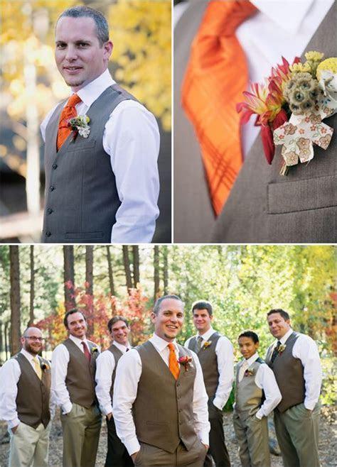 Rustic Fall Wedding Inspiration   Fairytale Wedding