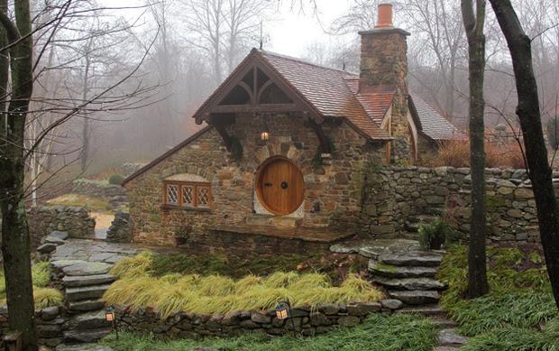Pennsylvania architects build hobbit house   Architecture   Agenda ...
