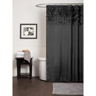 Wholesale lush decor lillian shower curtain yellow stores