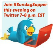 TwitterBird on SundaySupper