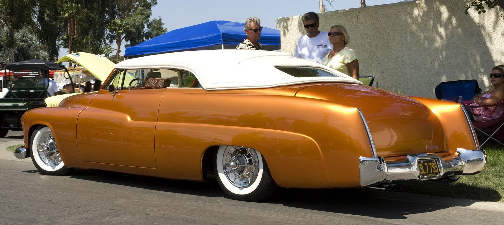 Mercury Lead Sled Convertible | Used Daewoo Cars