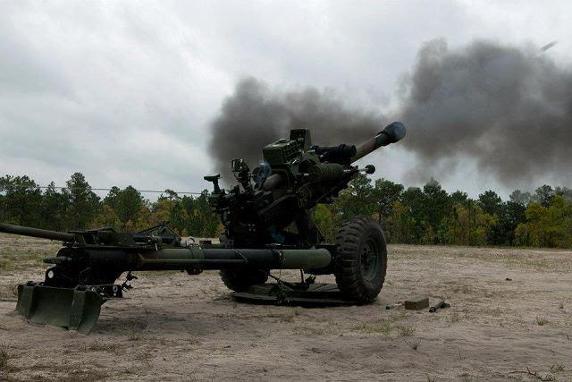 Artilleros en Fort Bragg, Carolina del Norte, se convirtió en la primera unidad en el ejército para recibir digitalizados obuses M119A3, que permitan que los soldados empiezan a disparar rondas y evadir fuego de respuesta más rápido en el combate. El M119 es un obús de 105 mm ligera que proporciona fuegos de supresión y protección de equipos de combate de la brigada de infantería.