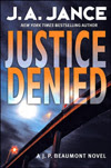 Justice Denied by J. A. Jance