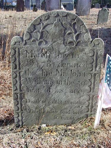 John Williams (1743-1781) by midgefrazel