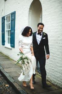 Catherine Deane Bridal Separates for a Glamorous Wedding