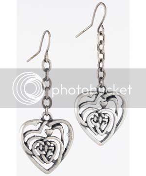 Hidden Salem earrings