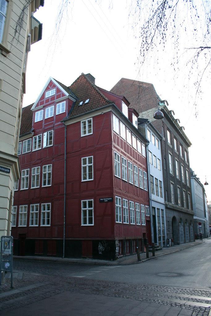Hus i Skindergade