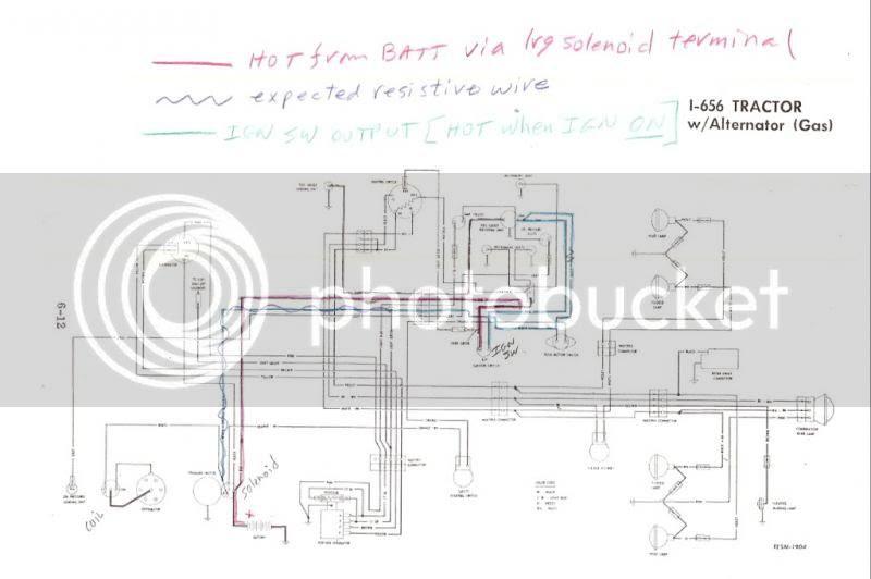 Farmall 656 Wiring Diagram Light Switch