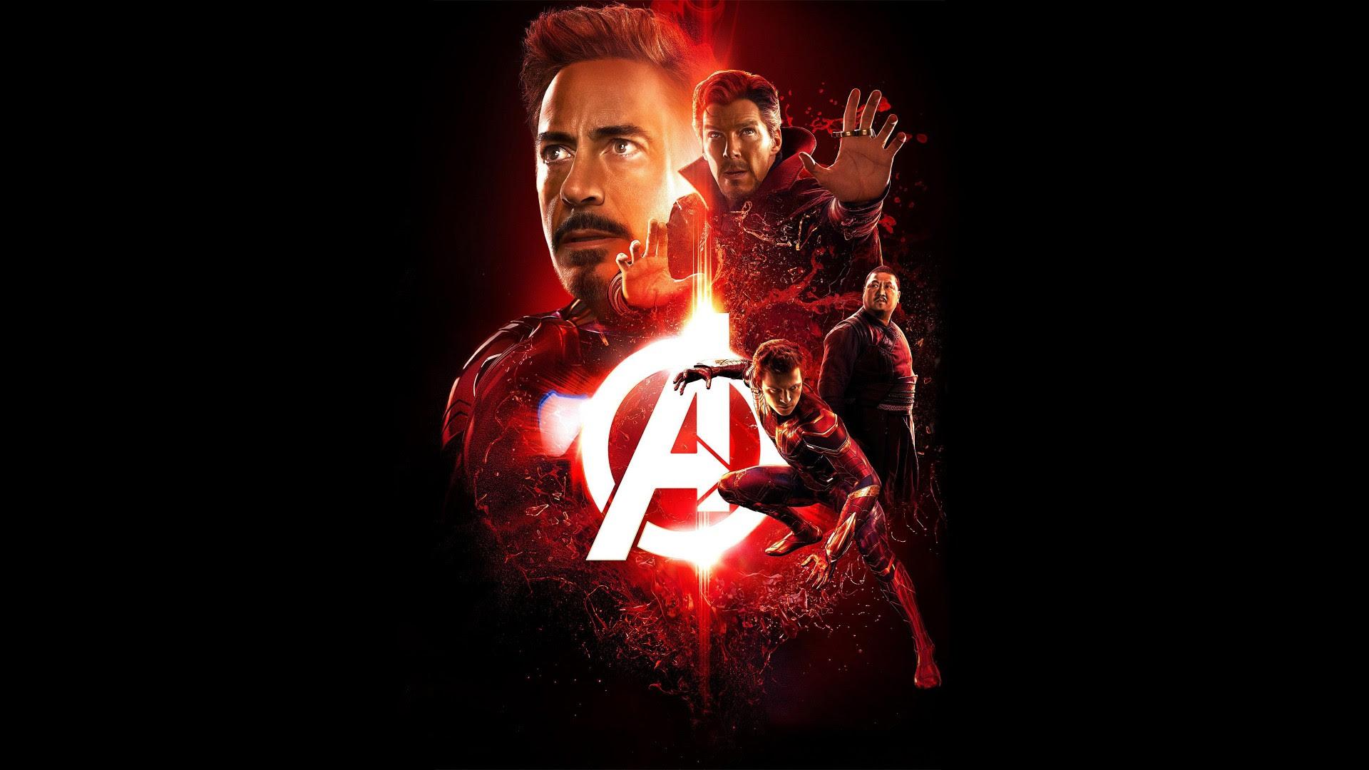 Avenger Infinity War Full Hd Wallpaper