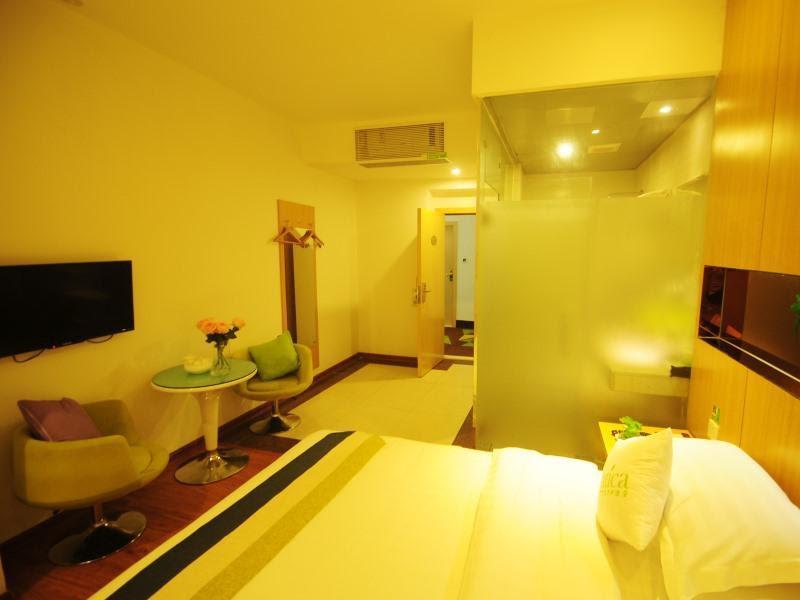 Price Vatica Shantou East Changping Road Guoxin Garden Hotel