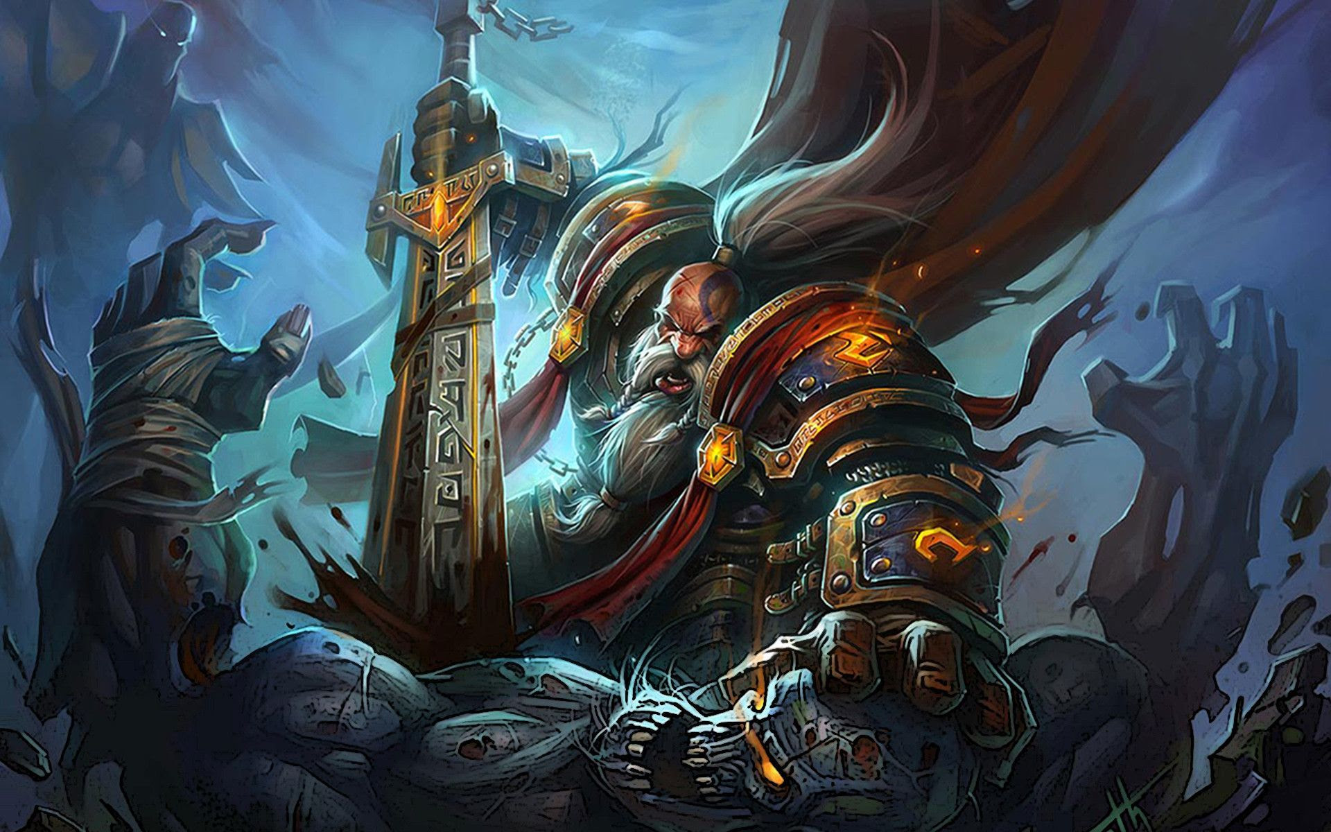 Illidan Stormrage World Of Warcraft Wallpaper 1920x1200