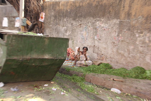 house on a dustbin by firoze shakir photographerno1