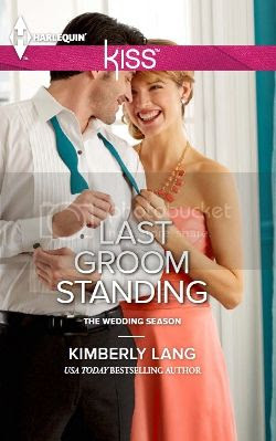 Last Groom Standing Cover