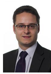 Ignasi Vives, abogado responsable del departamento de derecho de familia y sucesiones de Sanahuja & Miranda y especialista en derecho de familia, civil y administrativo