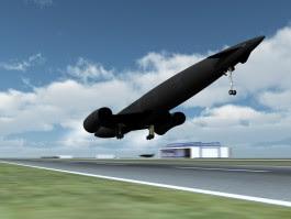 air-journal skylon supersonique