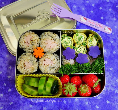 This n' That LunchBots Bento by sherimiya ♥