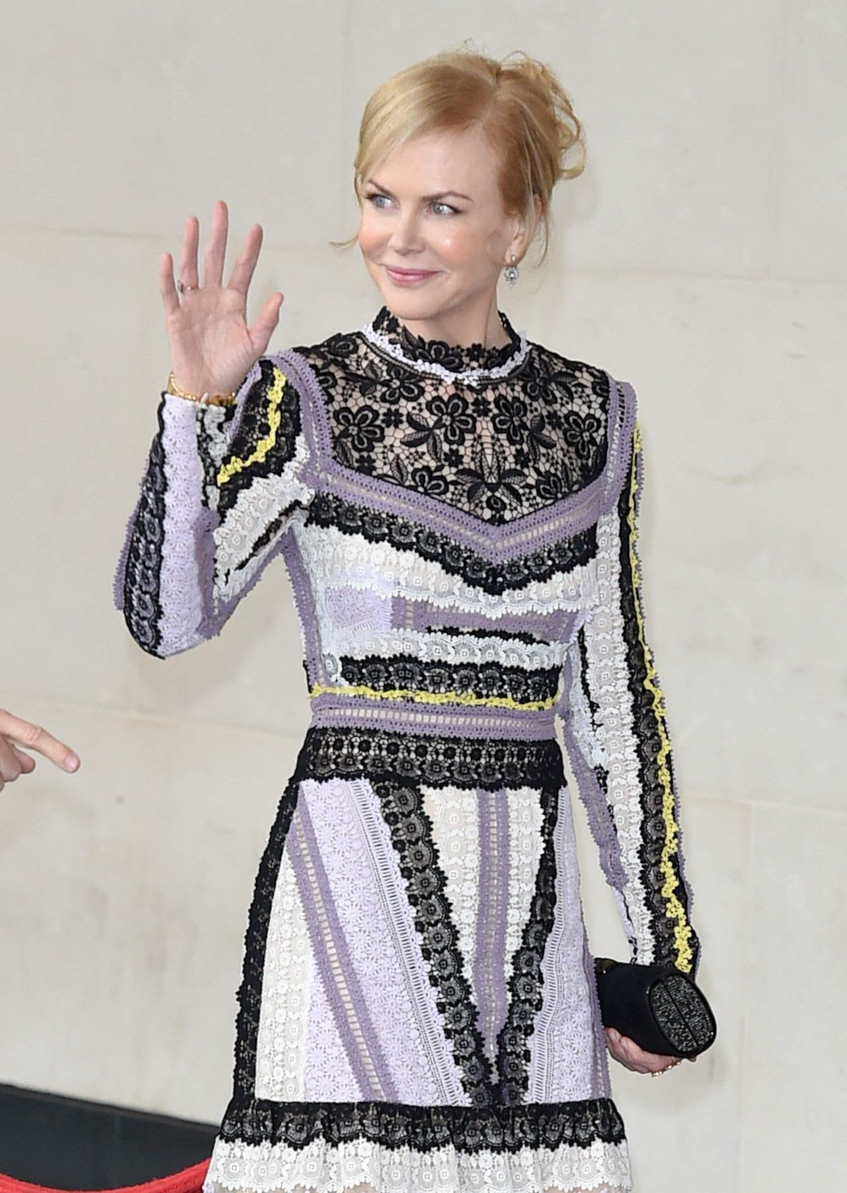 NICOLE KIDMAN at Women of the Year Lunch and Awards in London 10/19/2015